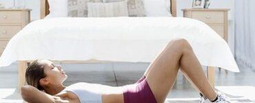 Exercitii fitness acasa